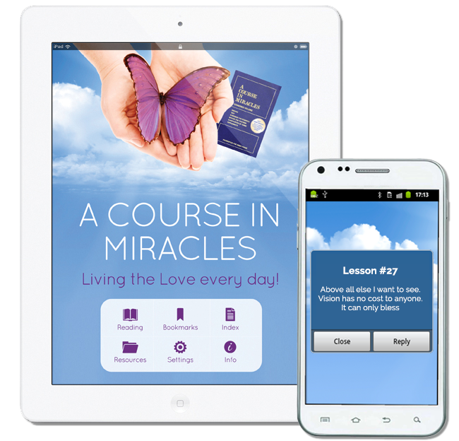 ACIM App iPhone & iPad